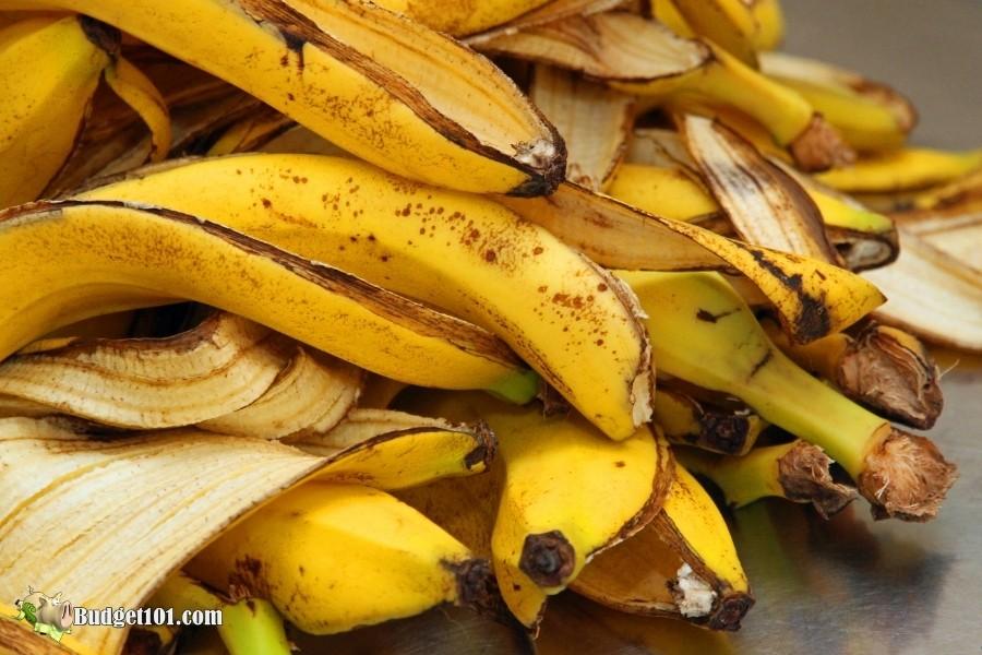 12 ways to repurpose banana peels