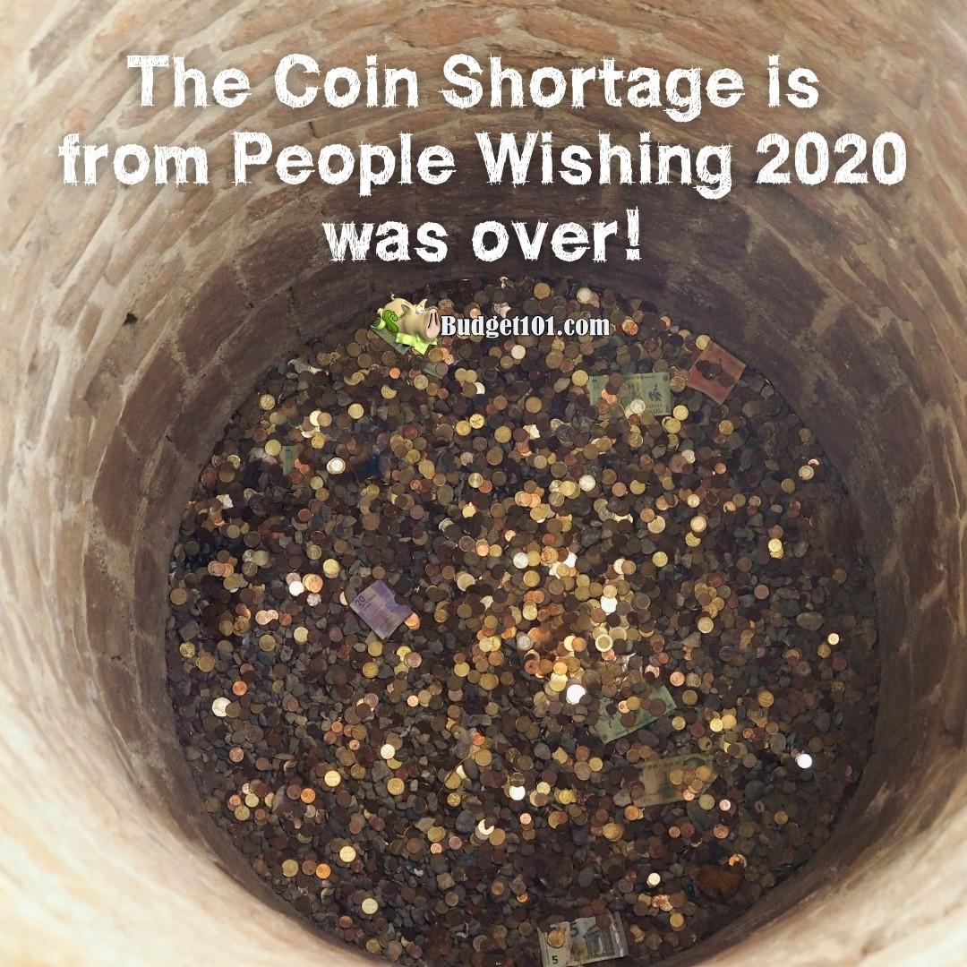 2020 coin shortage