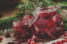b101 homemade cranberry jelly