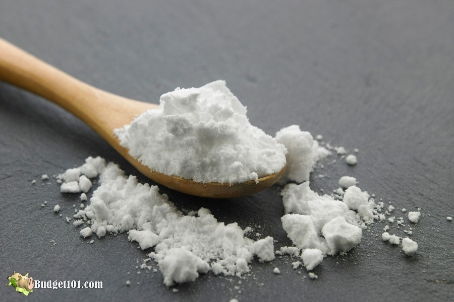 baking soda clean stains off granite countertops
