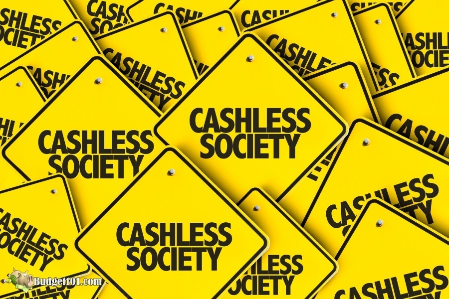 cashless society ahead warning