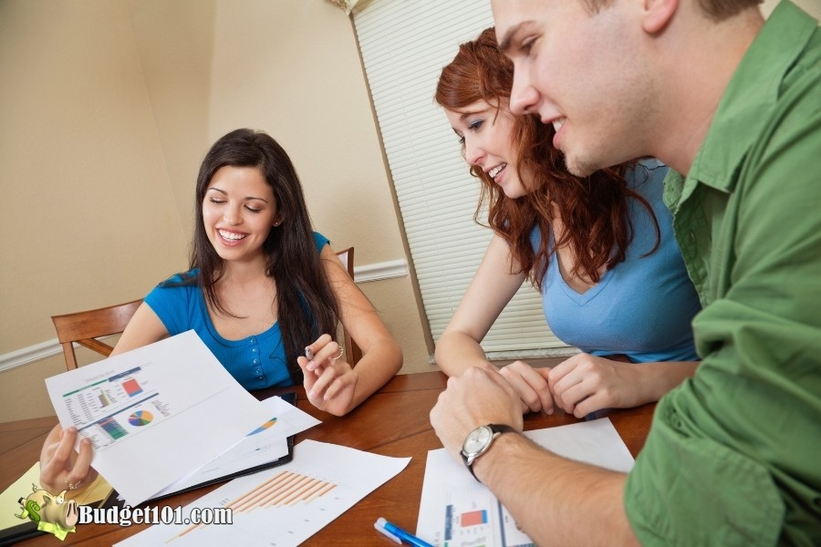 consult reputable financial counselor