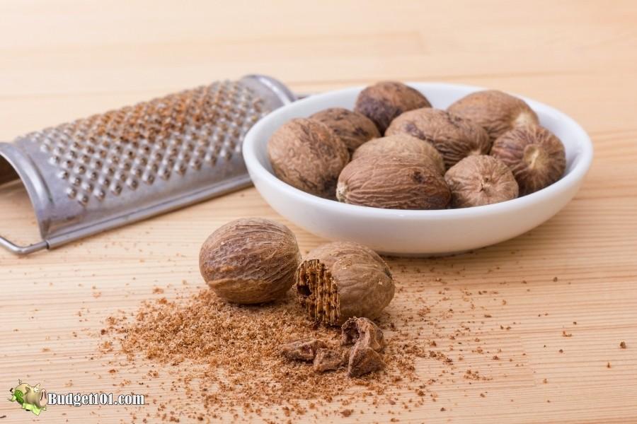 nutmeg toxic to dogs