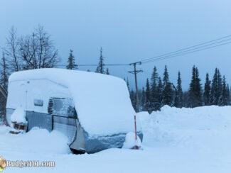 Winterizing a Camper