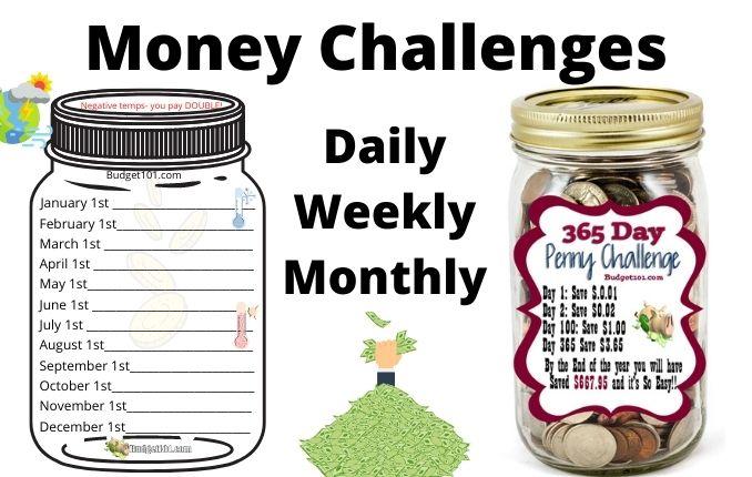 budget101 money challenges
