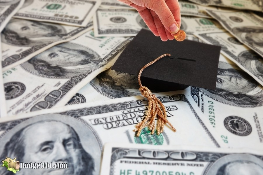 pay for college budget101