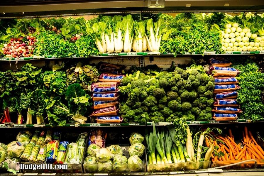 saving on groceries buying organic