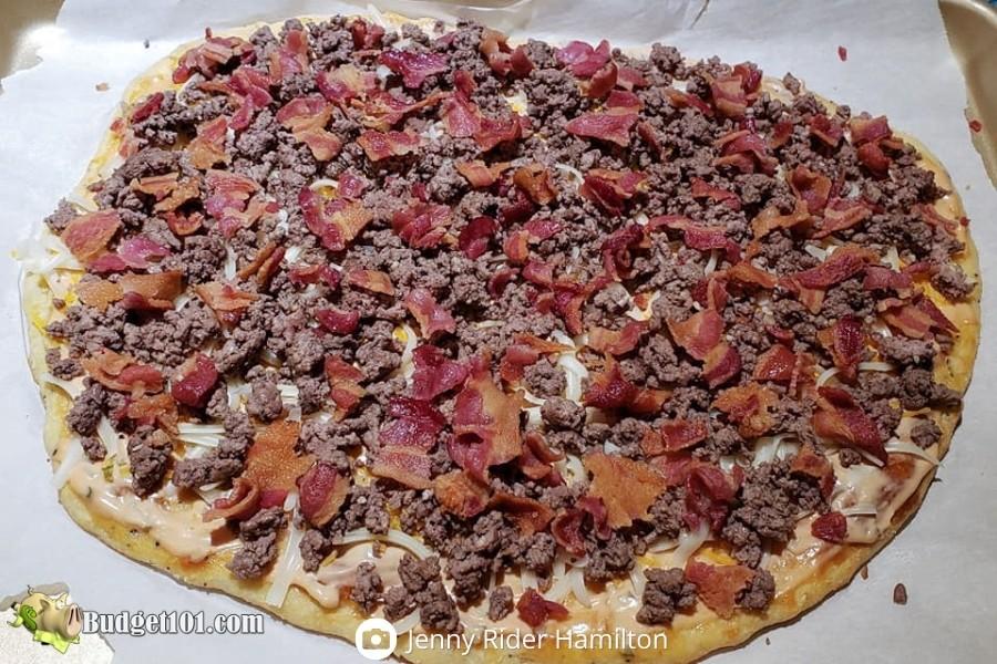 keto big mac pizza add toppings budget101
