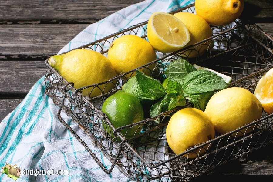 citric acid home cooking tips