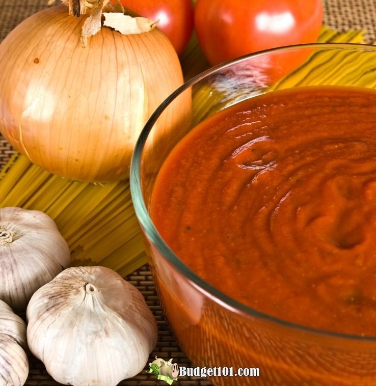 copycat raos homemade marinara sauce- budget101