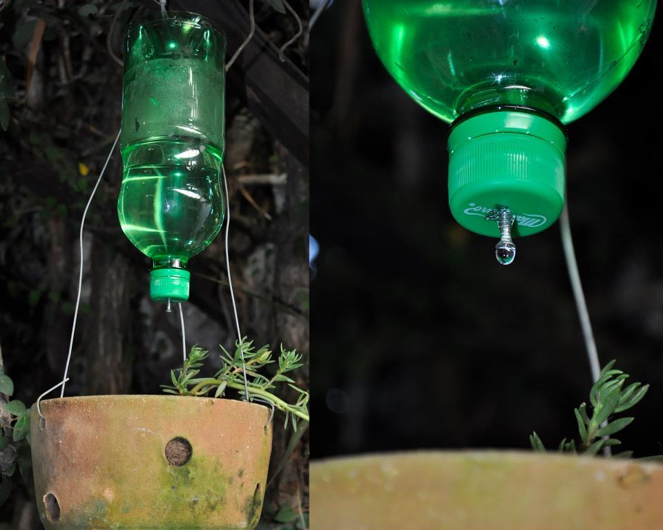 Super Simple Drip Irrigation