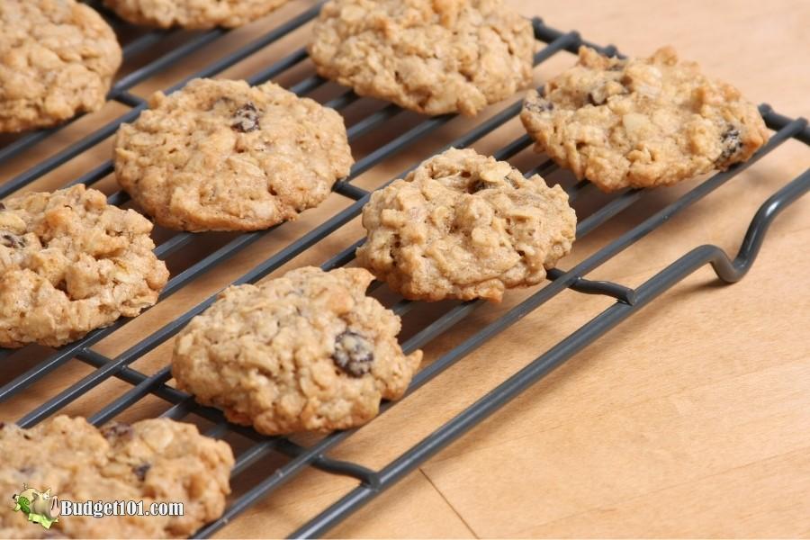 sour cream oatmeal cookies