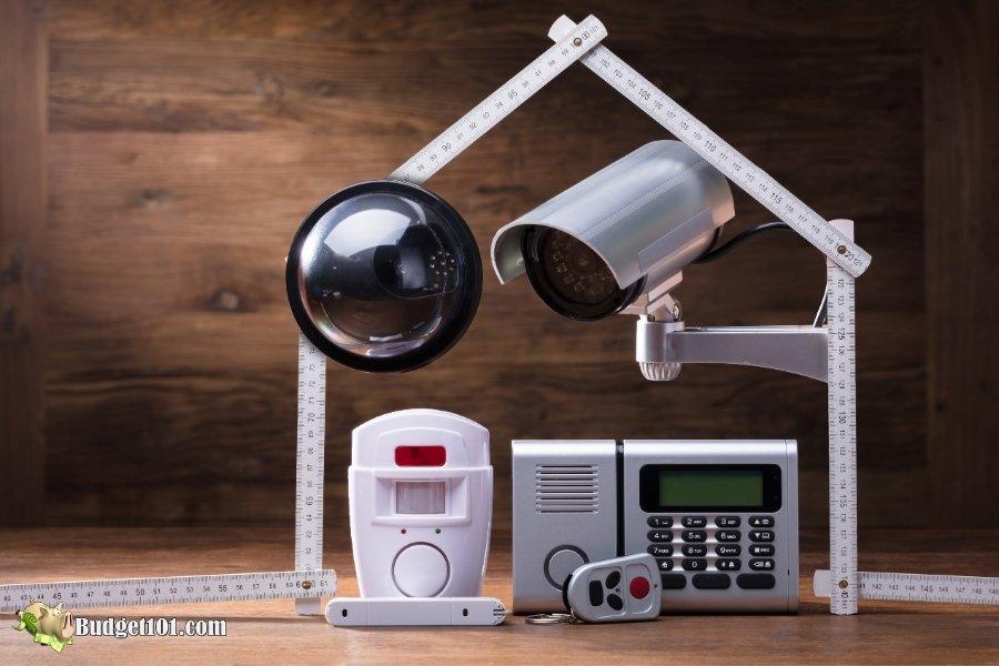 home security insurance savings