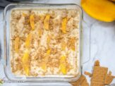 No-Bake Mango Float Cake