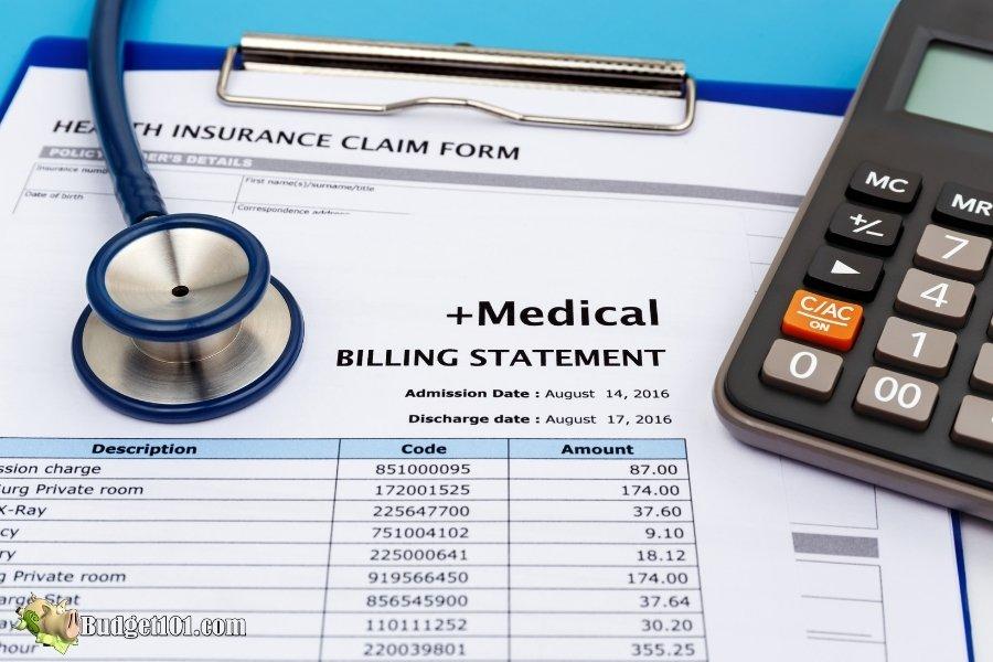 medical bills unsecured debt