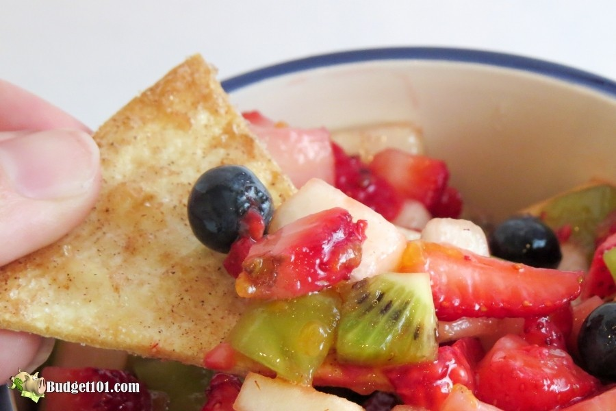 scoop berrylicious fruit salsa budget101