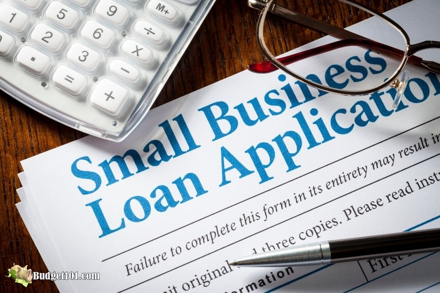 small business loan applications