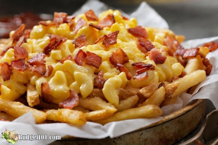 creamy bacon macaroni n cheese