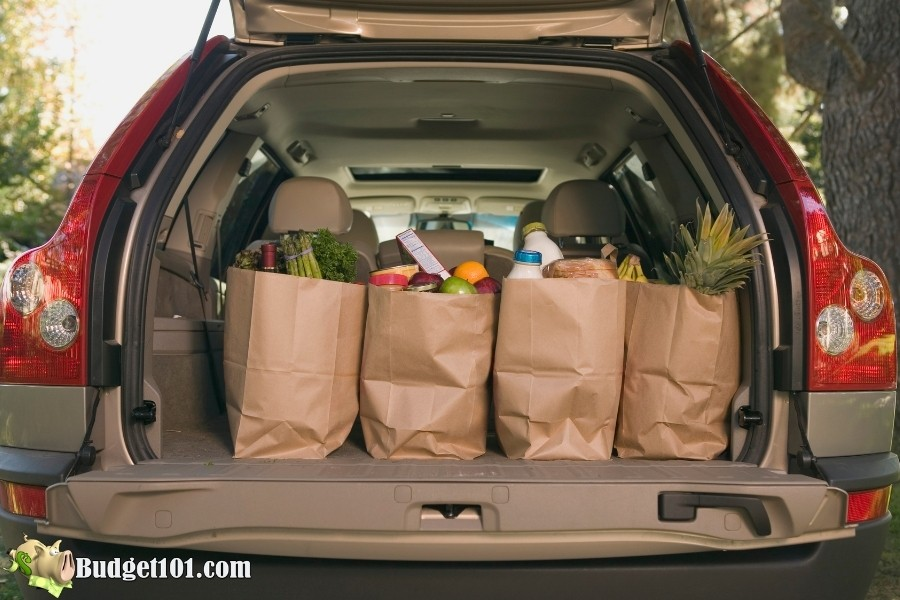 what happens when you leave groceries in a car for too long?