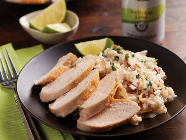 Instant Pot White Claw Chicken & Rice