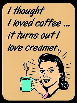 love creamer