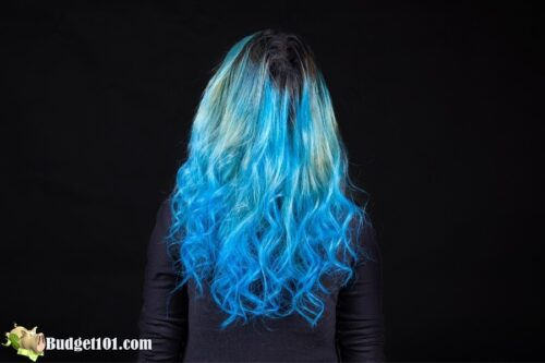 hacks for dyeing hair home