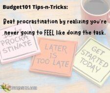 procrastination lifehack tips n tricks