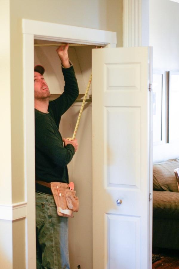 measure doorway