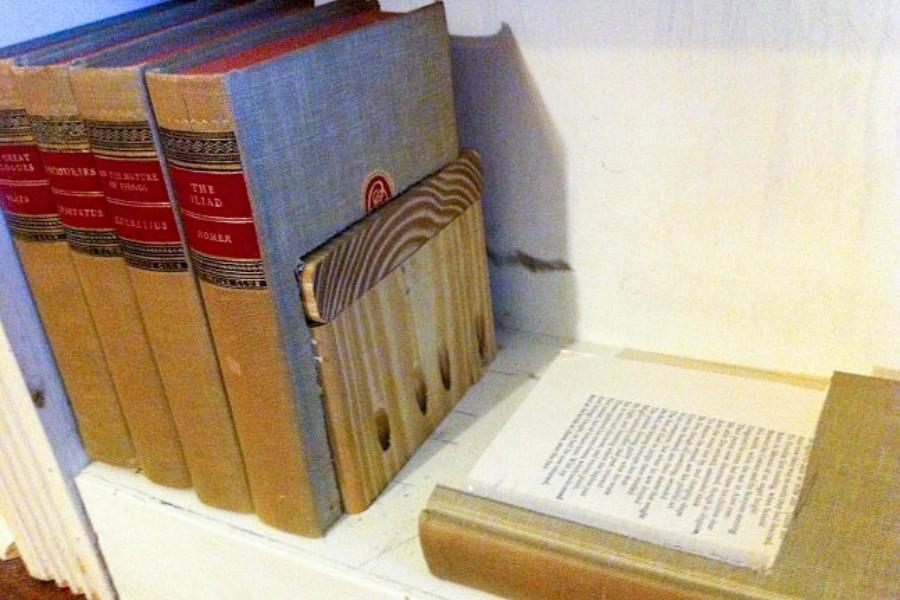 mysterious bookcase hidden door 1