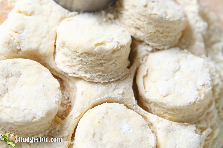 southern biscuit dough
