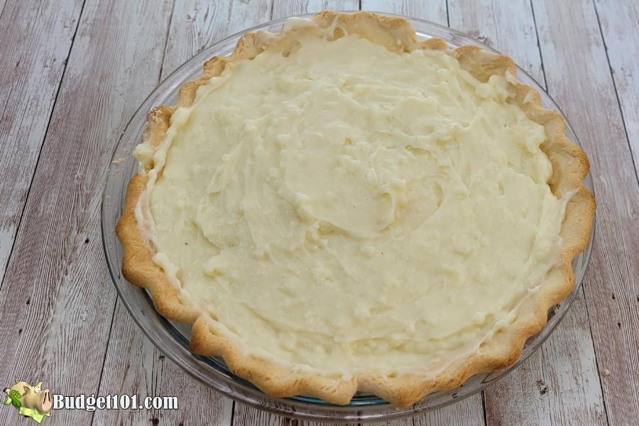 yoders peanut butter pie add filling