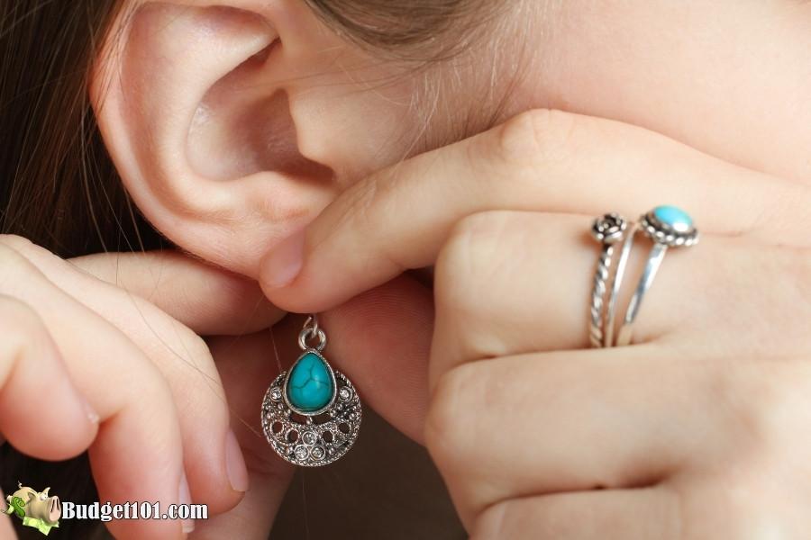 accessorize earrings jewelry