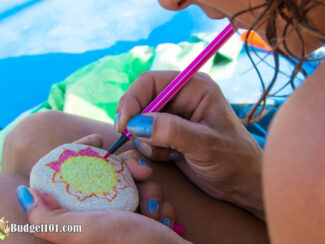 Rock On! Painting Rocks- The Best Hobby You Never Heard Of