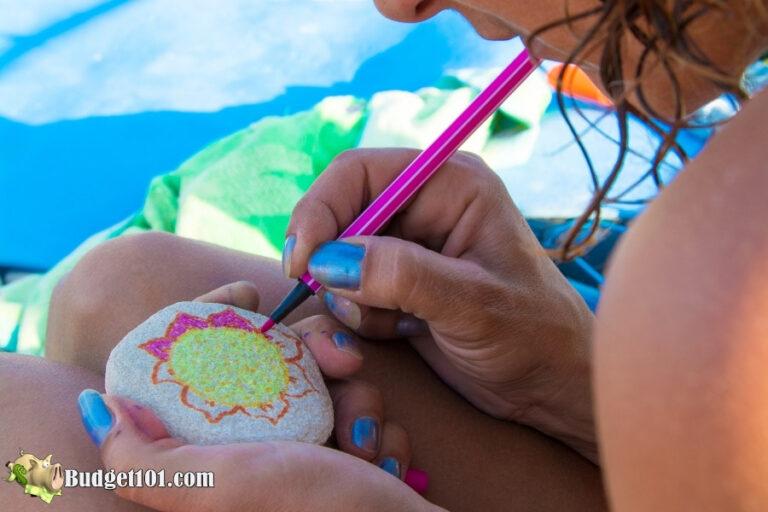 best paint pens for painted rocks