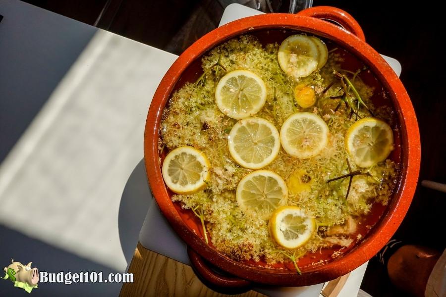 elderflower cordial lemon