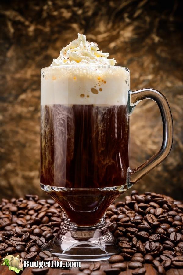 irish coffee brown sugar syrup