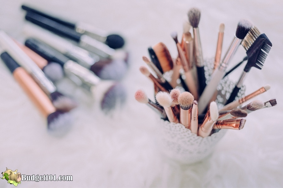 makeup brushes accessories