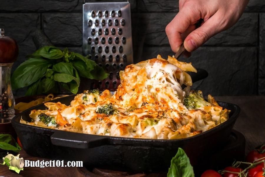meatless monday casserole