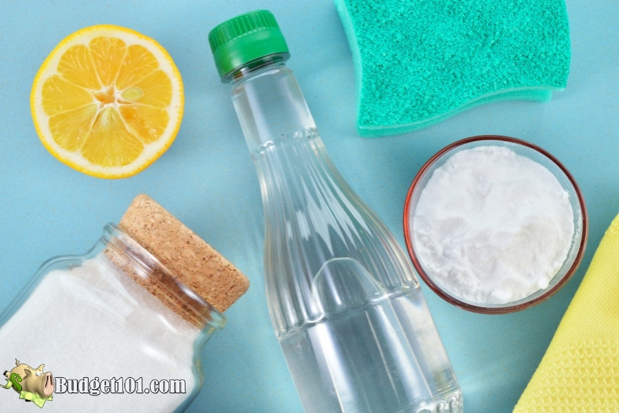 natural urine stain removal