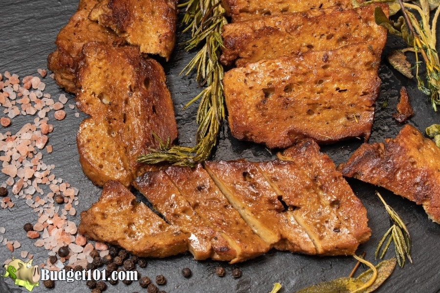 seitan meat replacement