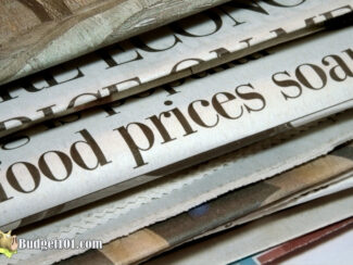 Soaring Cost of Food, 16 Easy Strategies for Beating Food Inflation 2021