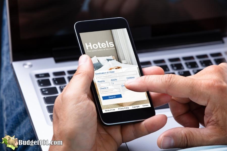 book hotel via appl travelhacking roach motel