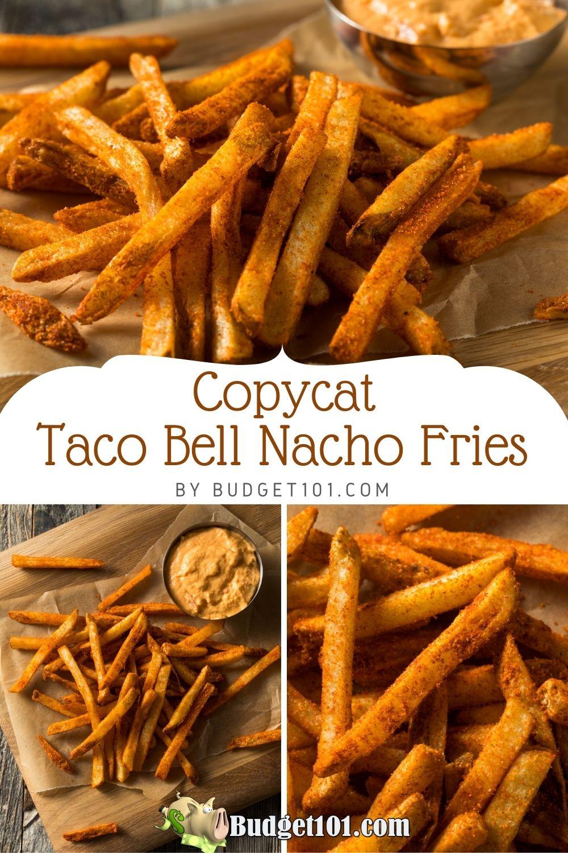 nacho fries cheese sauce copycat taco bell recipe