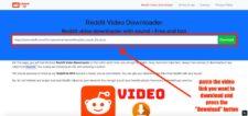 reddit video downloader